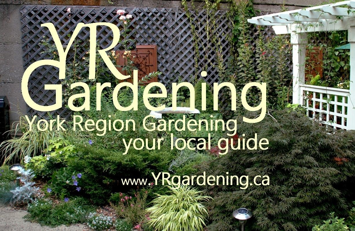 YRgardening.ca - York Region Gardening guide.